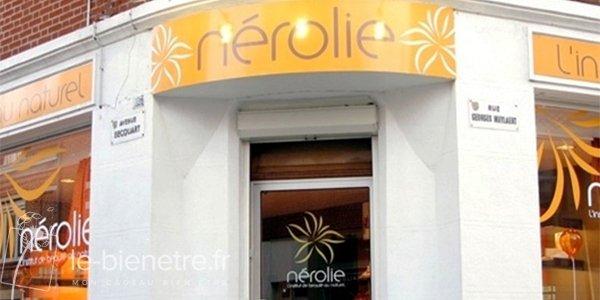 Nérolie - L'institut de beauté au naturel - le-bienetre.fr