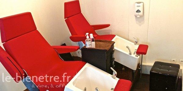 HEMERA - Nail Bar, Fish spa et Centre de bronzage - le-bienetre.fr