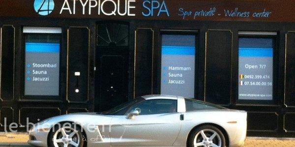 Atypique Spa - le-bienetre.fr