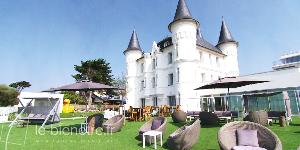 Relais Thalasso Baie de La Baule Hôtel ***Château des Tourelles - le-bienetre.fr