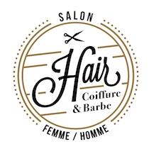 Logo Salon HAIR - Coiffure & Barbe - le-bienetre.fr