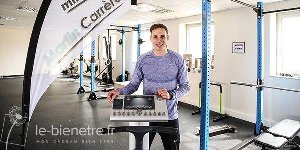 Electrostimulation Lyon - Miha bodytec - le-bienetre.fr