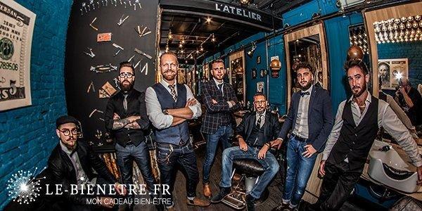 Salon Gerdan - Barber Shop - le-bienetre.fr