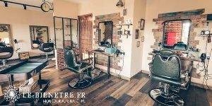 L'appart 2.0 - Barbier,  coiffure & nails corner - le-bienetre.fr