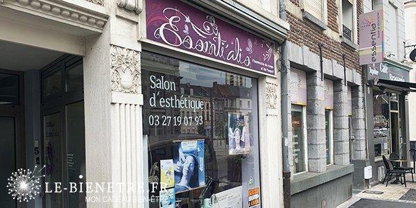 Essenti'alis - Institut de Beauté - le-bienetre.fr