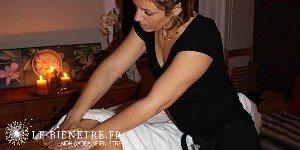 Stéphanie Dhalluin - Infiniment ∞ Bien-être - lebienetre.fr